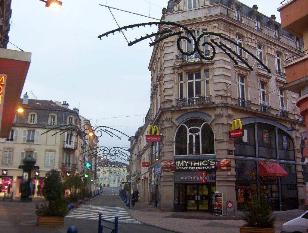 Magasins Centre Ville Saint Dizier