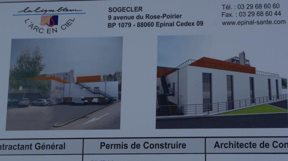 Clinique de la Ligne Bleue.