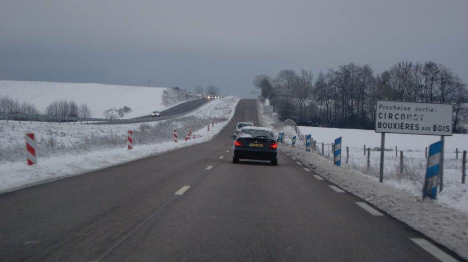 Dès le mois de Mars 2013, les travaux se concentreront sur la voie Sud.