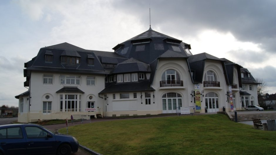 La rotonde de Thaon-les-Vosges.