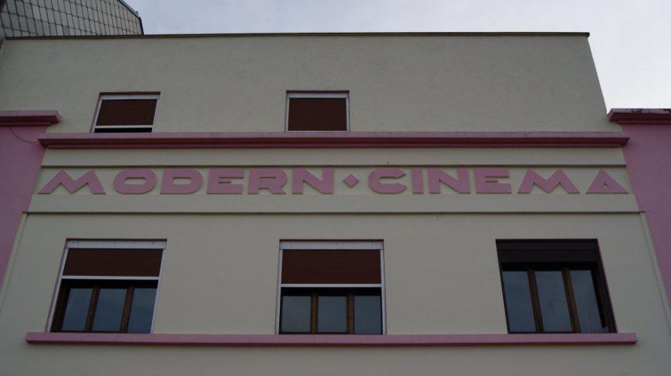 Le Modern Cinéma de Thaon-les-Vosges le 12/01/2013.