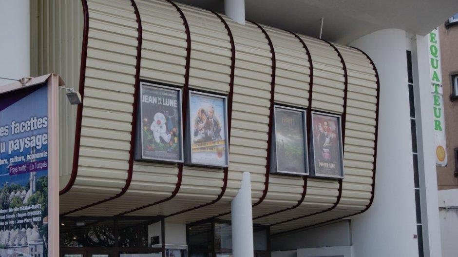 Cinéma L'Empire de Saint-Dié-des-Vosges le 26/01/2013.