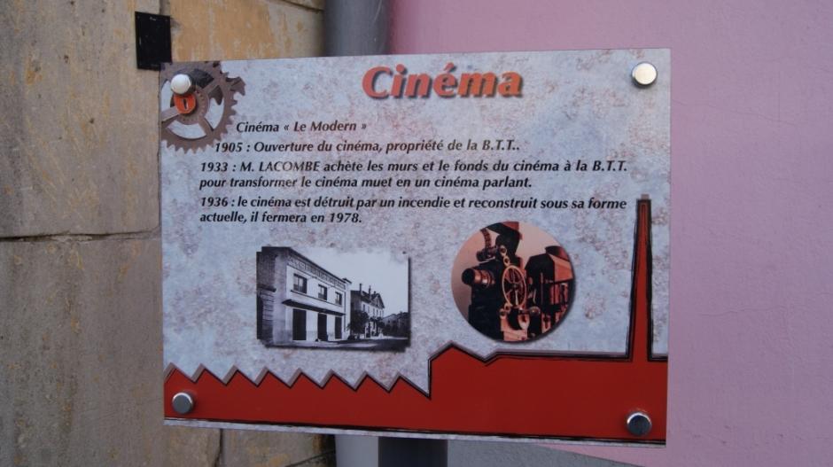 Le Modern Cinéma de Thaon-les-Vosges le 20/04/2014.