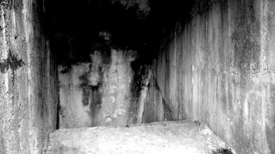 Ouverture pour la ventilation du tunnel.