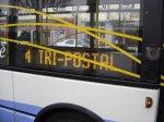 1er jour en service commercial sur la ligne 4 pour le 101 le 07/03/2005.