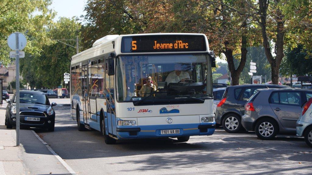 Irisbus Agora S n° 101 - Page 3 Dsc04494