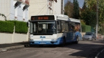 Irisbus Agora S n° 101 sur la ligne 6 le 11/10/2014.