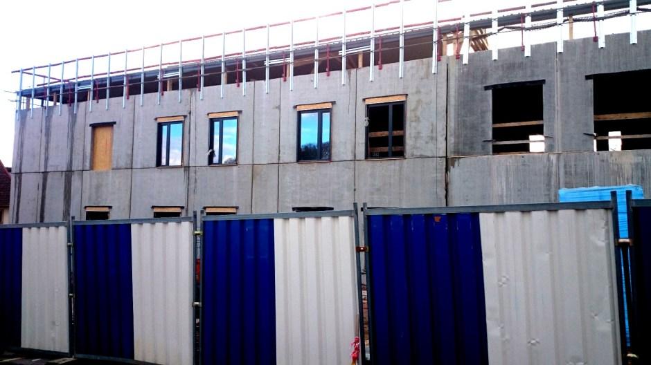 Réhabilitation et extension de l'hôpital de l'Avison à Bruyères.