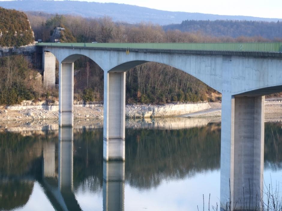 Le Pont de la Pyle.