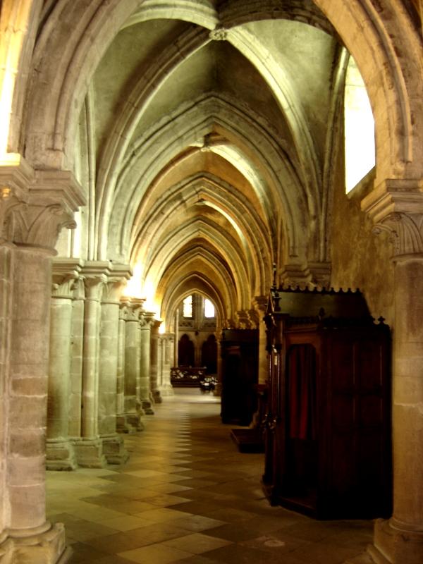 La Basilique Saint-Maurice d'Epinal.