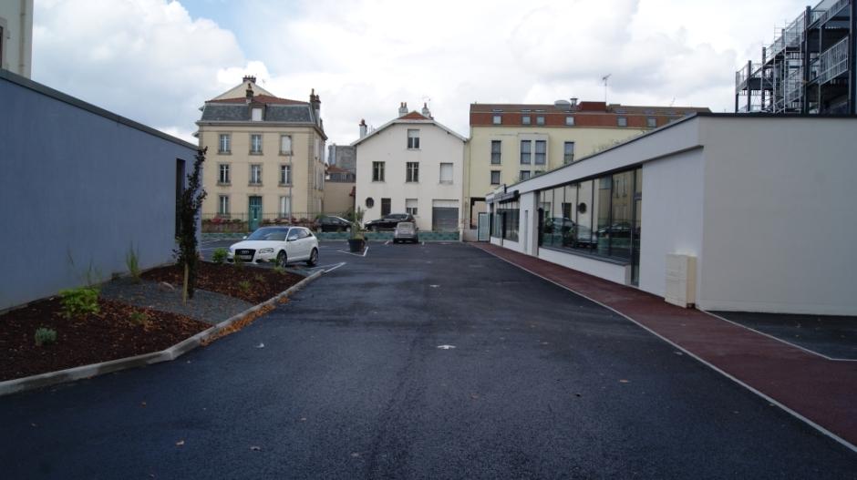 Les Portes de la Moselle à Epinal.