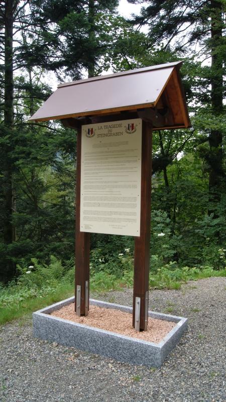 La tragédie du Steingraben.