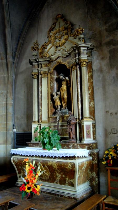 L'Eglise Saint-Nicolas de Charmes.
