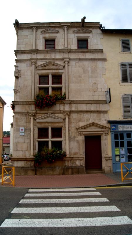 La maison du chaldron de charmes transvosges - La maison du sourcil ...