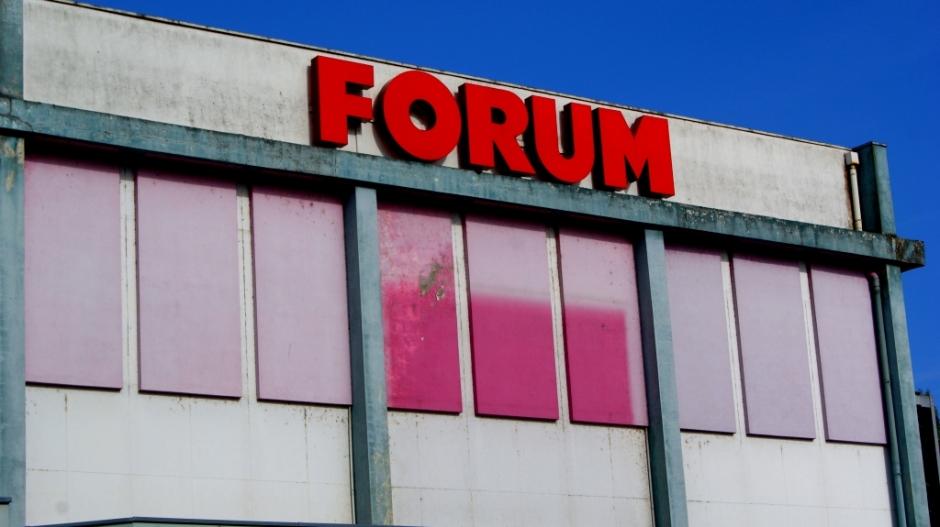 Les Cinémas Forum de Sarreguemines.