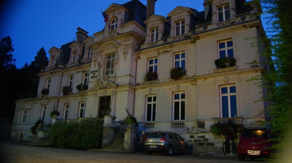 Le Château des Brasseurs de Xertigny.