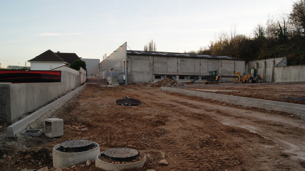 Travaux golbey transvosges for Agence du chateau epinal