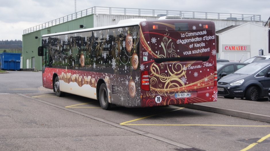 Le bus de neiges édition 2014.