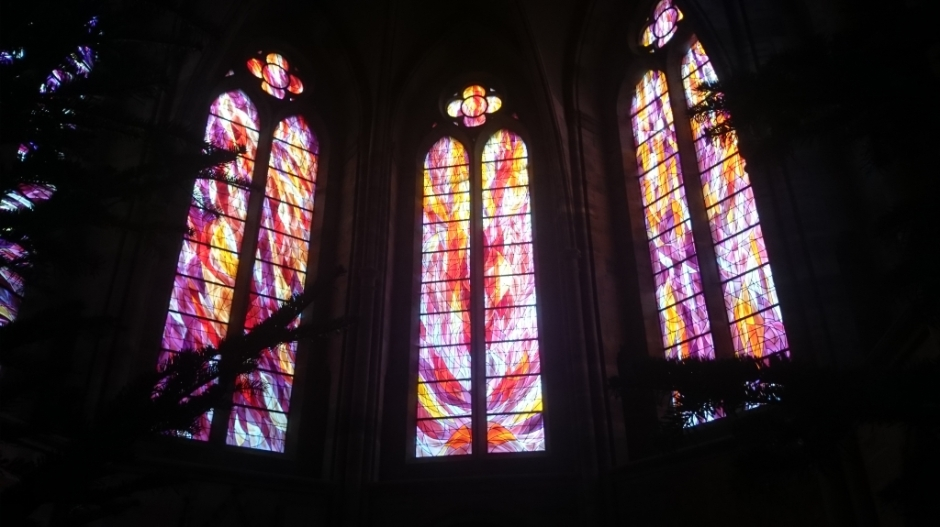 La Cathédrale de Saint-Dié-des-Vosges.