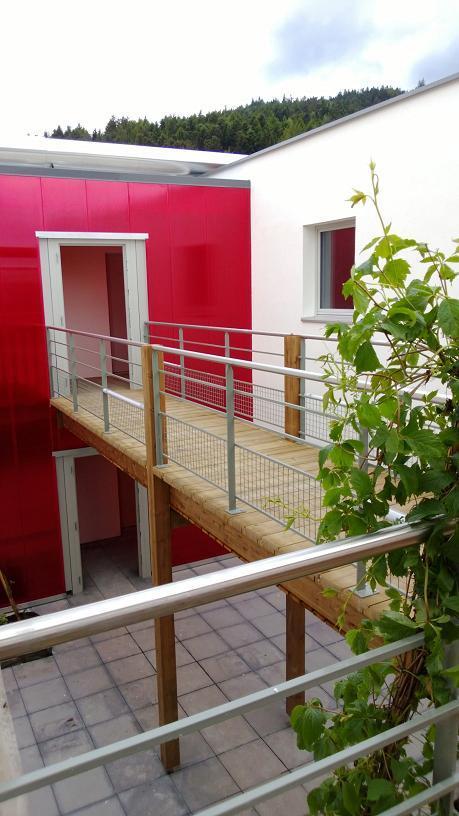 Eco quartier de Remiremont.