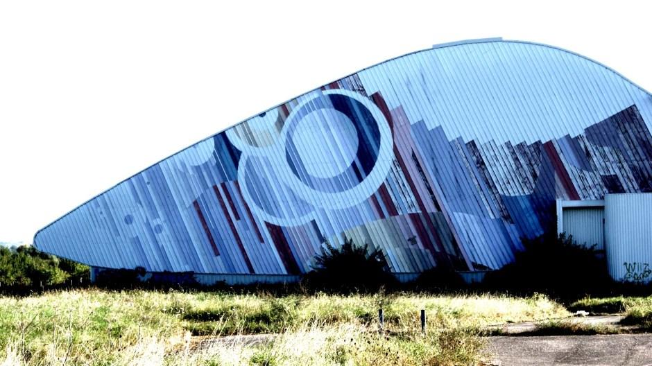 Le musée de l'aéronautique de Tomblaine.