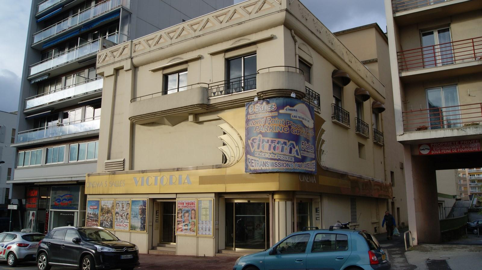 Délicieux Cinemas Aix Les Bains #1: CinemaLeVictoria Il Fut Un Temps ...