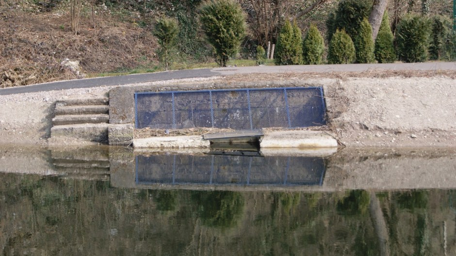 Le Canal des Vosges est de nouveau étanche.