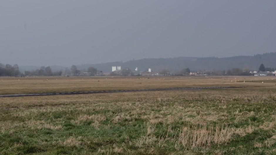 L'aérodrome d'Epinal - Dogneville.