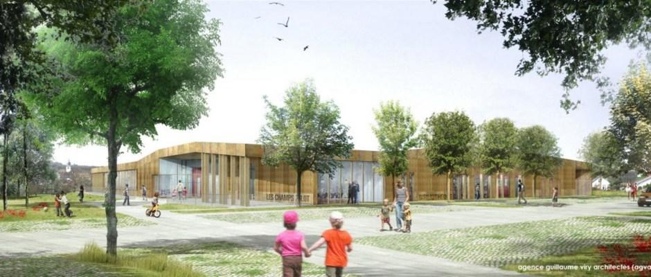 Construction d un groupe scolaire et d une biblioth que - Construire une bibliotheque ...