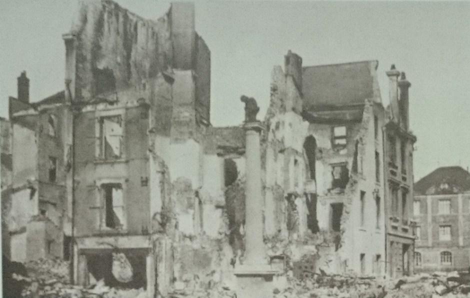 Bombardements Epinal 1944