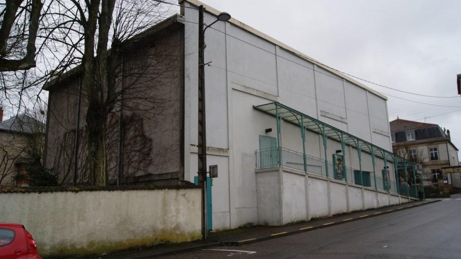 Le cinéma RIO de Mirecourt.