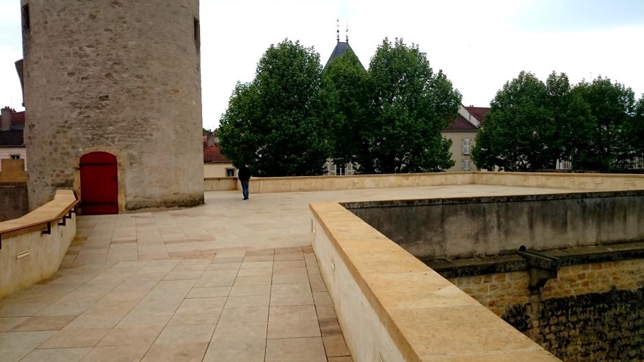 La Porte des Allemands à Metz.