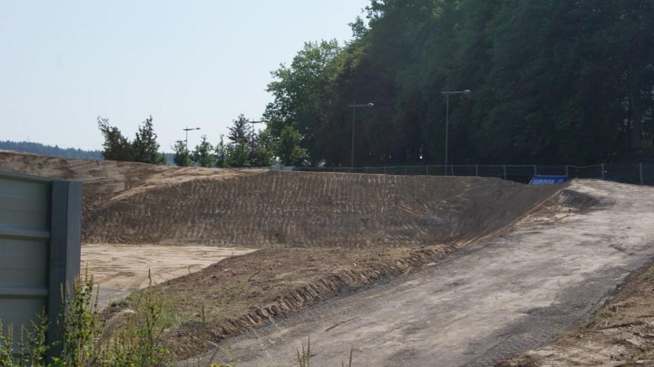 Lancement des travaux de construction de l'hélistation d'Epinal.