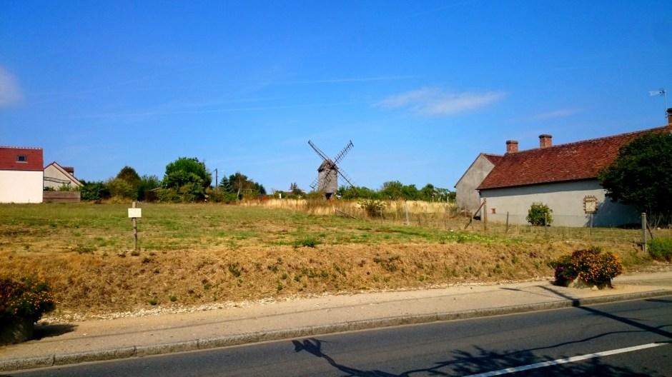 Le Moulin aux Oiseaux de Les Bordes.