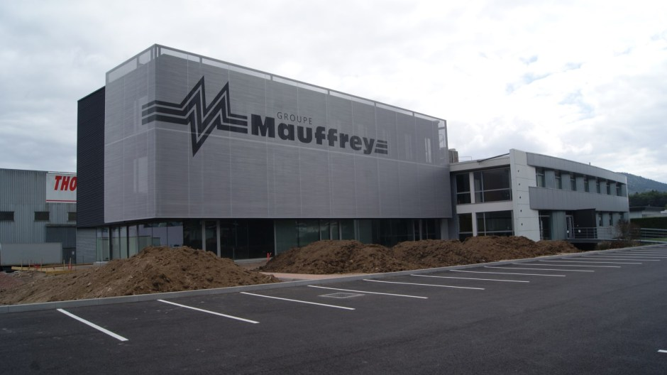 Les Transports Mauffrey s'agrandissent.