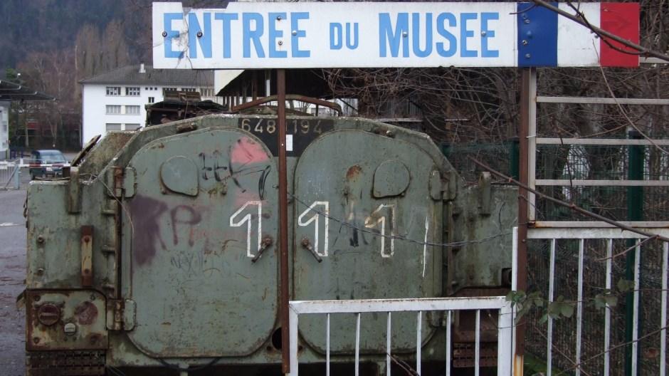 Le Musée des 3 Guerres (74).