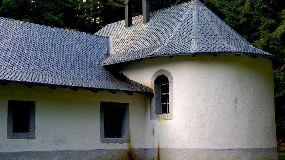 La Chapelle de l'Ermitage de Frère Joseph à Ventron.