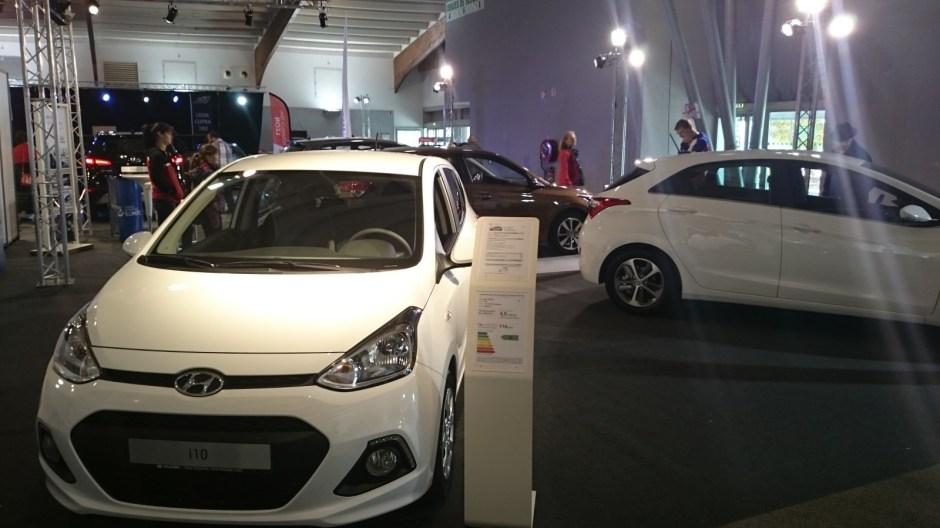 L'auto salon 2015 d'Epinal.