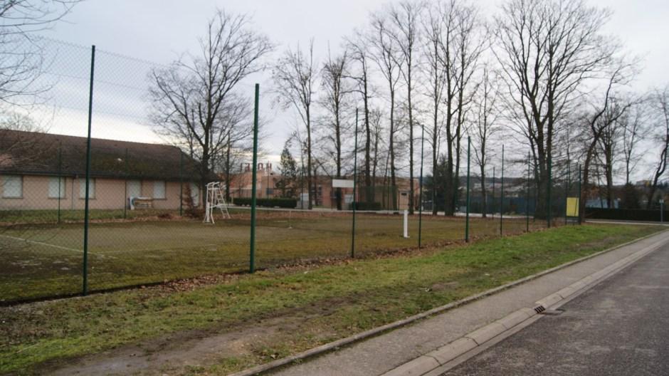 Construction d'un nouveau bâtiment de bureaux à la Voivre à Epinal.