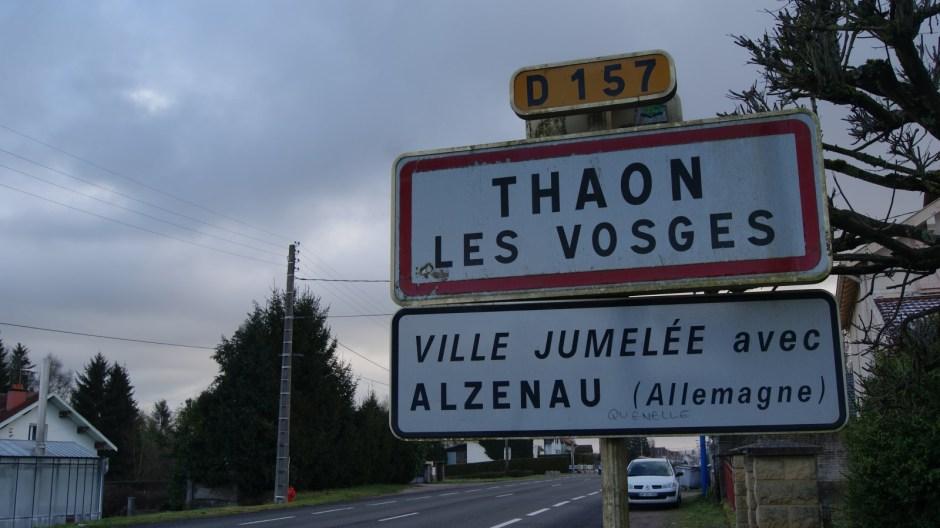 Cap Avenir Thaon-les-Vosges.
