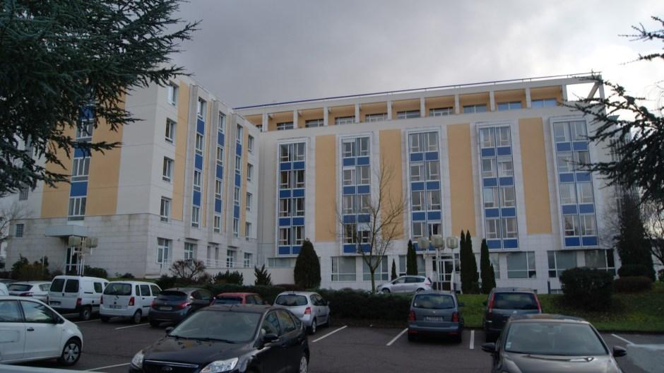 La clinique La Ligne Bleue.