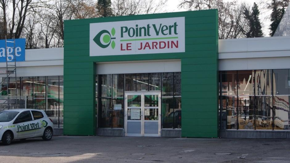 Point Vert Le Jardin à Golbey.