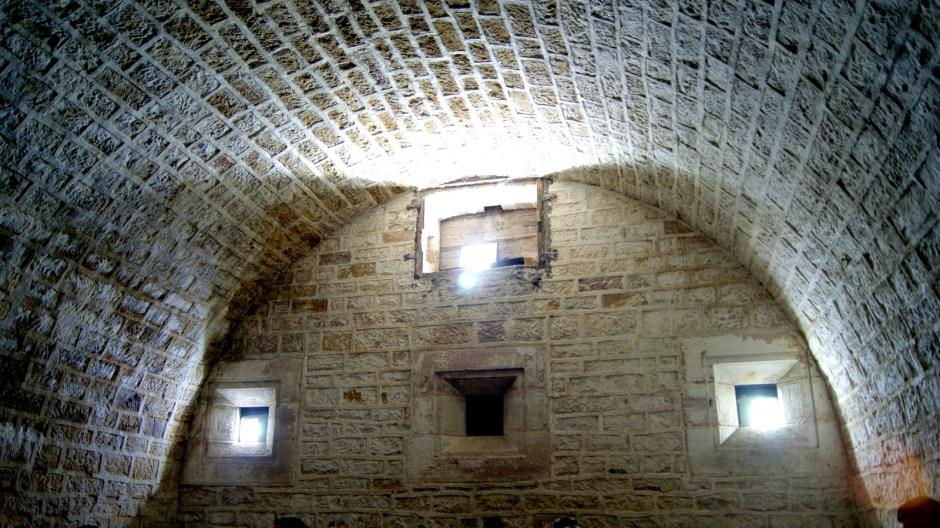 Le fort militaire de la Grande Haie à Golbey.