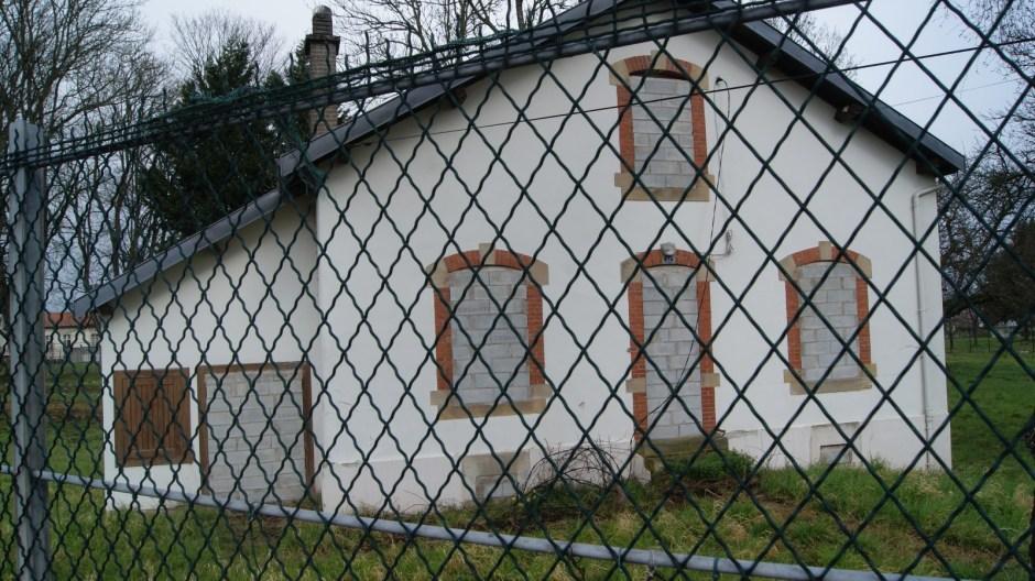La future résidence des Jalousies à Golbey.