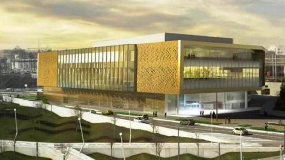 Metz Centre des Congrès