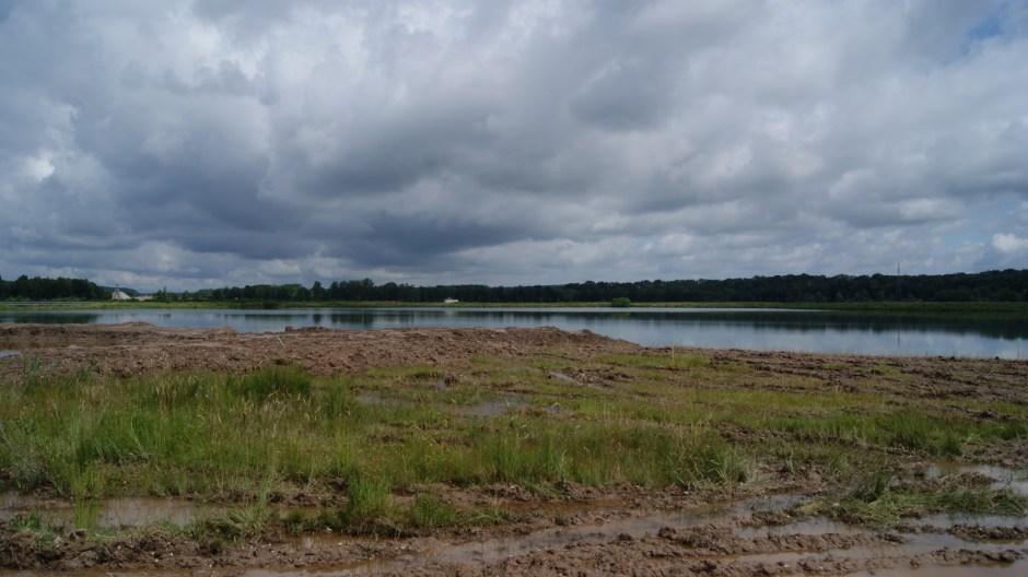 Aménagement du Domaine des Lacs de Thaon-les-Vosges.