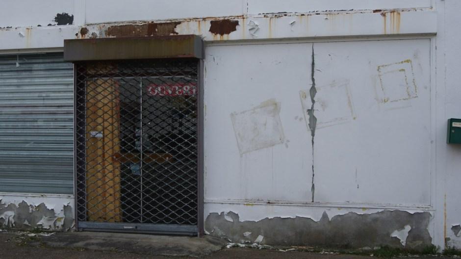 L'ancienne ZAC de la Fougères à Chavelot.