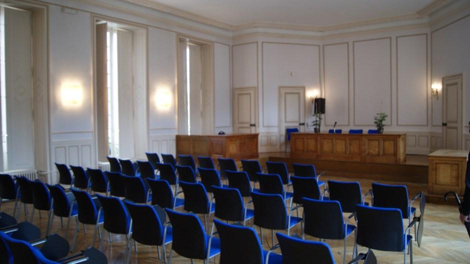 Mairie de Remiremont - Journées du Patrimoine 2016.