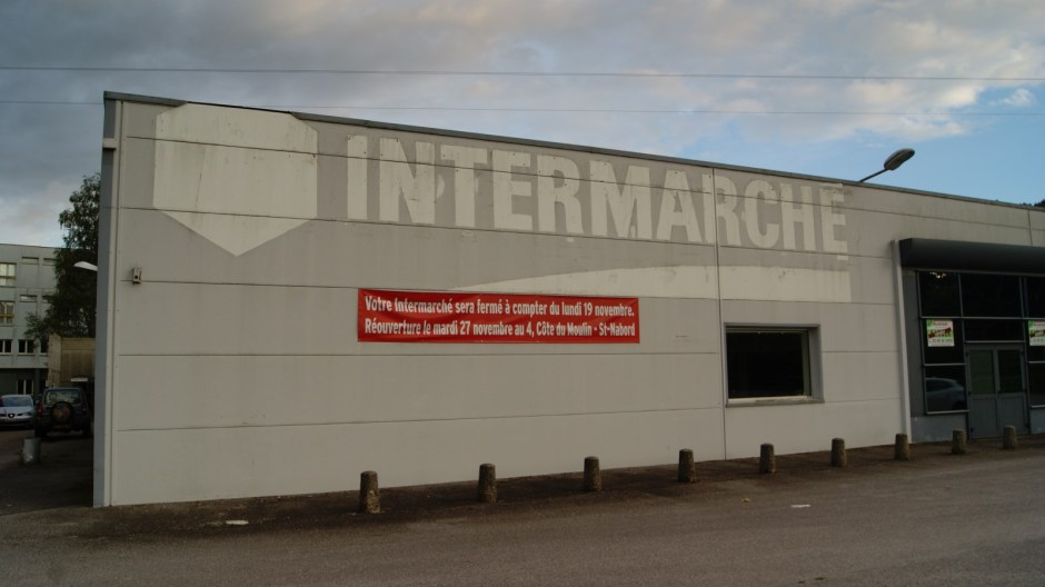 Ouverture d'un restaurant Turque à l'emplacement de l'ancien Intermarché de Remiremont.