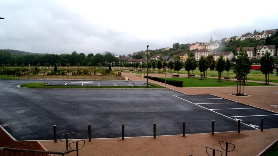 Abbaye de Moyenmoutier.
